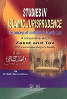 Studies in Islamic Jurisprudence, Limitation, Zakat and Tax