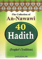 Forty Hadith of an-Nawawi E/A (Pocket SC)