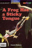 Level 9 - A Frog Has a Sticky Tongue