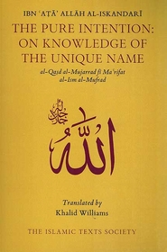 The Pure Intention: On Knowledge of the Unique Name