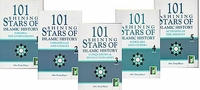 101 Shining Stars of Islamic History (Set of 5 Books)