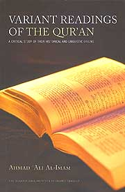Variant Readings of the Qur'an