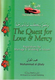Marriage Series: The Quest for Love and Mercy