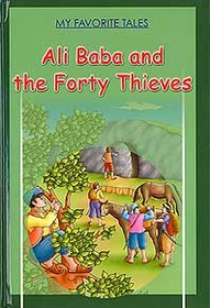 My Favorite Tales - Ali Baba and the Forty Thieves (En)