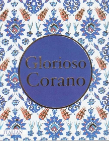 Glorioso Corano (Quran in Italian, Pocket)