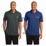 Yelm Rotary Club Sport-Tek PosiCharge Active Textured Polo. ST690.