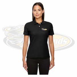 Yelm MS Staff Devon & Jones Ladies' DRYTEC20 Performance Polo. DG150W.