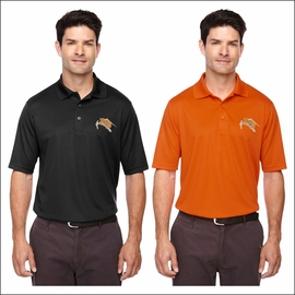 Rainier HS Staff Ash City - Core 365 Men's Tall Origin Performance Piqué Polo. 88181T.