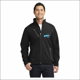 Ridgeline Staff Port Authority Welded Soft Shell Jacket. J324.