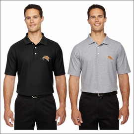 Rainier HS Staff Devon & Jones Men's DRYTEC20 Tall Performance Polo. DG150T.