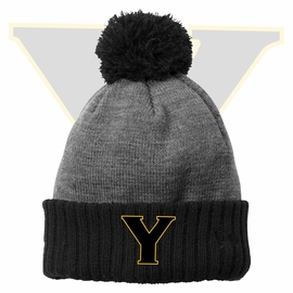 Yelm MS Staff New Era Colorblock Cuffed Beanie. NE904.