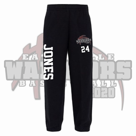 Eatonville Warriors Basketball Sweatpants.