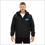 Ridgeline Staff Ash City - Core 365 Men's Tall Brisk Insulated Jacket. 88189T.