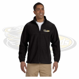 Yelm MS Staff Harriton Men's Tall 8 oz. Full-Zip Fleece. M990T.