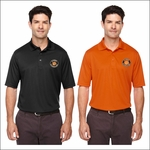 Rainier Elementary Staff Ash City - Core 365 Men's Origin Performance Piqu� Polo. 88181.