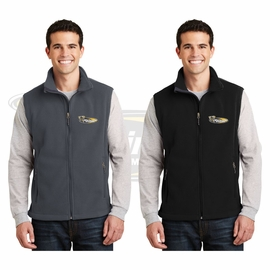 Yelm MS Staff Port Authority Value Fleece Vest. F219.