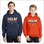 Yelm Twisters Hooded Sweatshirt. 18500.