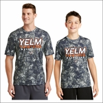 Yelm Twisters Mineral Freeze Tee. ST330.