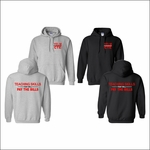 Yelm CTE Apparel Hooded Sweatshirt. 18500.