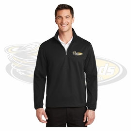 Yelm MS Staff Port Authority Active 1/2-Zip Soft Shell Jacket. J716.