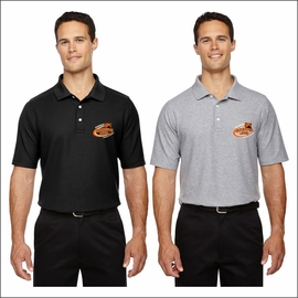 Rainier MS Staff Devon & Jones Men's DRYTEC20 Tall Performance Polo. DG150T.