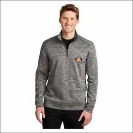 Rainier Elementary Staff Sport-Tek PosiCharge Electric Heather Fleece 1/4-Zip Pullover. ST226.