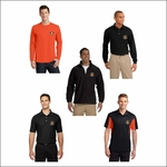Men's Embroidered Apparel
