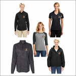 Ladies' Embroidered Apparel