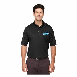 Ridgeline Staff Ash City - Core 365 Men's Origin Performance Piqué Polo. 88181.