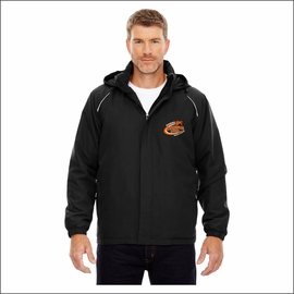 Rainier MS Staff Ash City - Core 365 Men's Tall Brisk Insulated Jacket. 88189T.