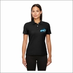 Ridgeline Staff Devon & Jones Ladies' DRYTEC20 Performance Polo. DG150W.