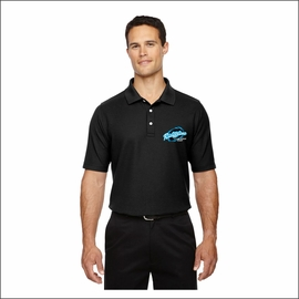 Ridgeline Staff Devon & Jones Men's DRYTEC20 Tall Performance Polo. DG150T.