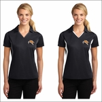 Rainier HS Staff Sport-Tek Ladies Side Blocked Micropique Sport-Wick Polo. LST655.