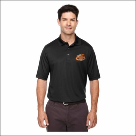 Rainier MS Staff Ash City - Core 365 Men's Origin Performance Piqué Polo. 88181.
