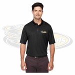 Yelm MS Staff Ash City - Core 365 Men's Origin Performance Piqué Polo. 88181.