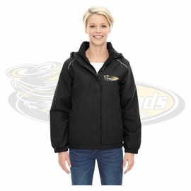 Yelm MS Staff Ash City - Core 365 Ladies' Brisk Insulated Jacket. 78189.