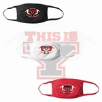Yelm Football 3-Ply Mask