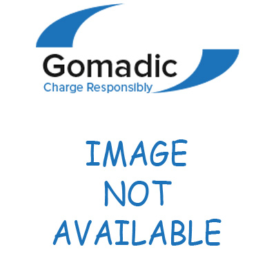 Gomadic High Capacity Rechargeable External Battery Pack suitable for the Compaq iPAQ 3900 Series
