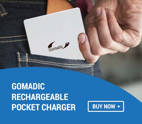 Gomadic Rechargeable Pocket Charger