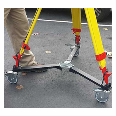 Heavy Duty Wheeled Base / Dolly for Tripods