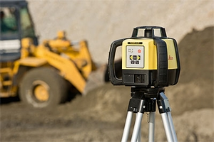 Construction Equipment - Lasers, Levels & Construction Total Stations