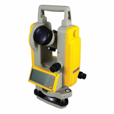 David White / SitePro DT8-05LP Digital Theodolite with Laser Plummet