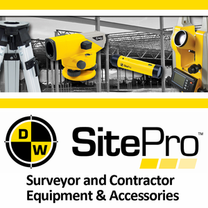 SitePro Surveyor & Contractor Tools and Accessories