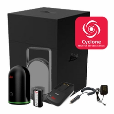 Leica BLK360 3D Imaging Laser Scanner & Leica Cyclone REGISTER 360 (BLK Edition): PROMO Software Trial July - September