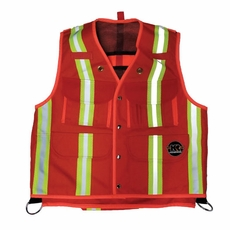 KR Rainier Vest - Class 2 - Safety Orange