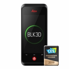Leica BLK3D Real-Time, in-picture 3D measurement.  869073