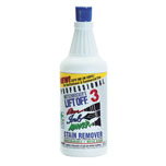LIFTOFF®  #3,PEN, INK & MARKER/GRAFFITI REMOVER - CASE  (6X32oz bottles with flip top squirt cap)