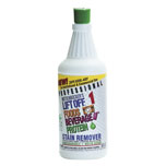 LIFT OFF&reg #1 FOOD, BEVERAGE & PROTEIN STAIN REMOVER (6X32 oz bottles/case), Individual quarts for purchase, on product page.