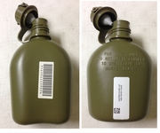 USGI MILITARY ARMY 1qt OD Green Canteen New Skilcraft