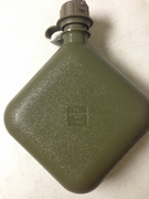 U.S. MILITARY ISSUE Canteen, Water, Collapsible 2qt. w/ Cap M1